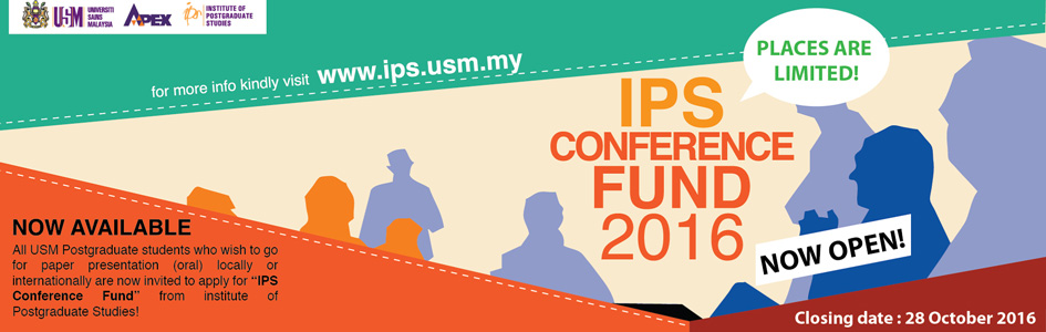 ips conference fund