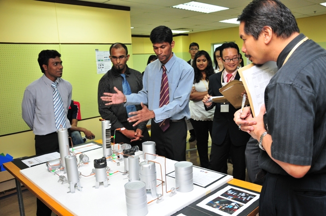 School of Chemical Engineering Got First in NACES' Technical