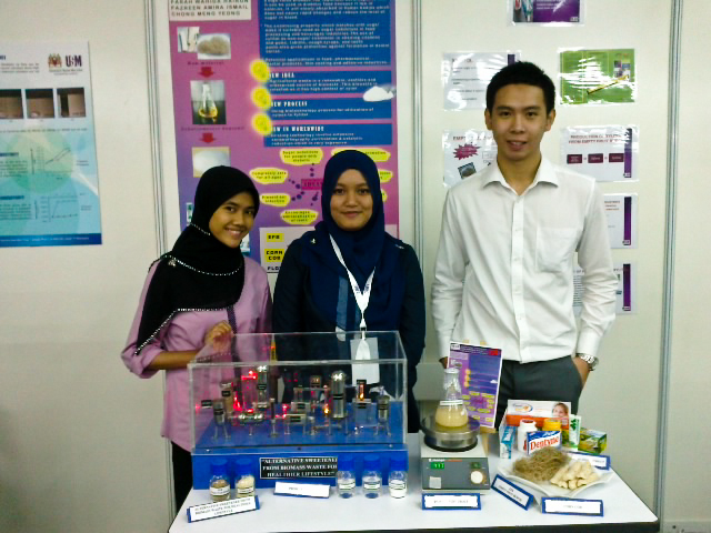 Best Research Award NRIC 2011